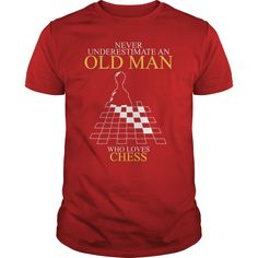 Never Underestimate An Old Man Who Loves Chess