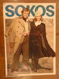 Sokos-myyntiesite 1977