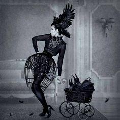 Artistic High Fashion photography