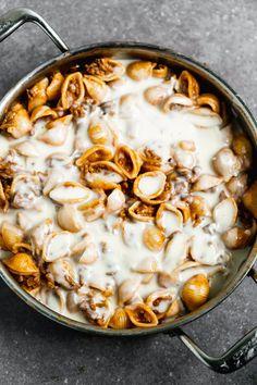 Greek Recipes, Italian Recipes, Mexican Food Recipes, Dinner Recipes, Ethnic Recipes, Pot Pasta, Pasta Dishes, Healthy Eating Tips, Healthy Recipes