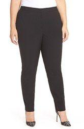 Halogen® 'Taylor' Skinny Pants (Plus Size)