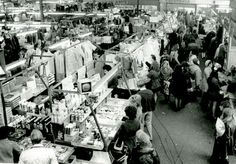 """More indoor market @ """"the old"""" Widnes market, Alforde ST. Stalls, Time Travel, Bobs, Liverpool, Childhood Memories, Growing Up, Past, Birth, Old Things"""