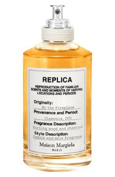Find Maison Margiela Replica By Fireplace Fragrance online. Shop the latest collection of Maison Margiela Replica By Fireplace Fragrance from the popular stores - all in one Perfume Diesel, Best Perfume, Perfume Bottles, Gentlemans Club, Perfume Fahrenheit, Perfume Invictus, Fragrance, Eau De Toilette