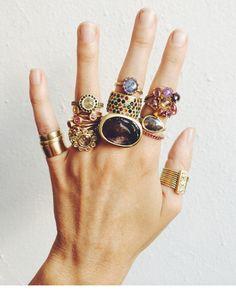 L Frank jewelry, I want them all!!!
