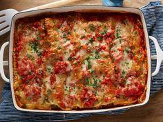 Roasted Cauliflower Lasagna