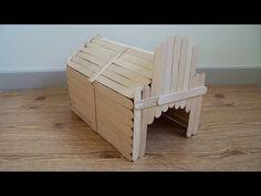 DIY guinea pig igloo!(Timelapse)! - YouTube