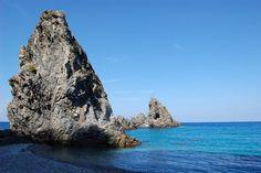 Scoglio dell' Ulivo ~ Calabria