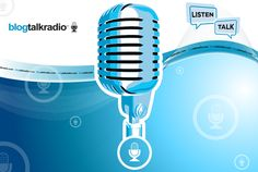 Listen to our archived and upcoming shows at #BlogTalkRadio HERE!