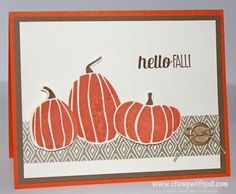 Fall Fest bundle - save 15% - stamp set and framelits! www.stampinup.com/ECWeb/ProductDetails.aspx?productID=137628&dbwsdemoid=36509