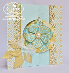 thank you flip card by Helen Cryer