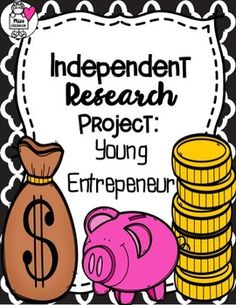 In this two part project, students will research business terms, design a school business, and present it to a panel of investors (Shark Tank style). The project is very guided so that students don't get overwhelmed, but questions are open ended to allow for critical thinking and creative problem solving skills.Products includes:Link for kid friendly business termsBusiness terms definition page (for students to complete)Business idea page (guided questions included)Starting budget and…