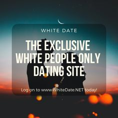 Online dating has made finding the love of your life reletavely easy. WhiteDate.NET- an online dating site that aims to fill the void by offering white people a chance to find a partner from their own descent and same background. WhiteDate.NET understands the need of whites in Europe and other parts of the world, therefore, helps in uniting men and women of the same race. It allows you to meet white singles online at one place and helps you to find the partner who is most compatible with… Singles Online, Online Dating, European Dating, White People, Love Your Life, Fill, Meet, Traditional, Website