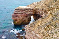 Felsformation Natural Bridge - Kalbarri Coast & Kalbarri National Park - Western Australia
