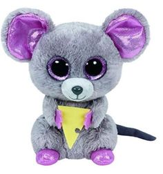 New Beanie Boos 2015 | Hey guys! I'm gonna show you a new and the first mouse Beanie Boo ...