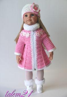 Мои работы для кукол Gotz