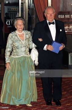 Princess Ragnhild Of Norway And Her Husband Erling Lorentzen Attends Prince Carl Bernadotte 90Th Birthday Party In Oslo. .