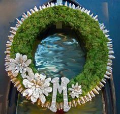 Moss Wreath ((wreaths))