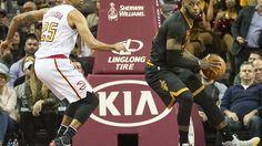 Sefolosha une défense de fer sur LeBron James