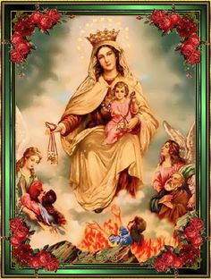 A Prayer to Our Lady of Mount Carmel