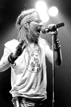 Axl Rose of Guns N' Rose, #axlrose  #gunsnroses