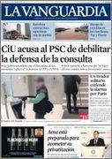DescargarLa Vanguardia - 19 Noviembre 2013 - PDF - IPAD - ESPAÑOL - HQ