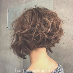 40 Short Layered Haircuts 2018 – 2019 The post 40 Short Layered Haircuts 2018 – 2019 appeared first on Xup Social. Short Layered Haircuts, Short Hairstyles For Thick Hair, Short Wavy Hair, Curly Bob Hairstyles, Woman Hairstyles, Medium Hair Styles, Curly Hair Styles, Hair Dos, Hair Designs