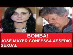 BOMBA! JOSÉ MAYER CONFESSA CRIME DE ASSÉDIO SEXUAL