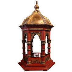 1stdibs - An Architectural Model of a Chinoiserie Pavilion explore items from 1,700  global dealers at 1stdibs.com