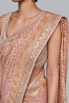 Indian Bridal Outfits, Indian Designer Outfits, Beautiful Saree, Beautiful Dresses, Desi Wedding, Goa Wedding, Bridal Lehenga Collection, Silk Saree Blouse Designs, Saree Trends