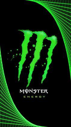 Black Phone Wallpaper, Nike Wallpaper, Iphone Background Wallpaper, Monster Energy Gear, Monster Energy Drink Logo, Fox Racing Logo, Energy Symbols, Doodle Monster, Textile Pattern Design