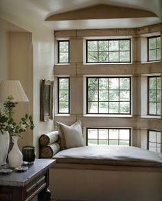Beautiful #window seat.