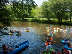 Toccoa River Adventures | tubing the Toccoa River best tubing for little ones Near Blue Ridge