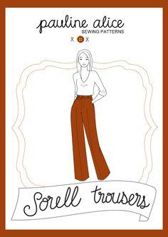 Flat-fell seam tutorial |pauline alice - Sewing patterns, tutorials, handmade clothing & inspiration