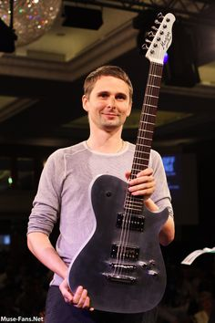 Matt Bellamy_02 July 2010 - Silver Clef Awards, London, UK