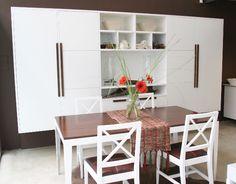 VIKA HABITAT Muebles de Diseño Nice sillas mesas juegos de comedor diario - unique chairs an tables - muebles buenos aires
