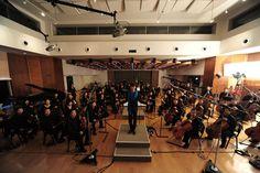 Live Room, Village Studios.   Guangzhou, China