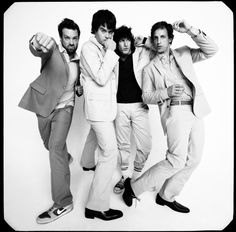 SNL dudes- love these dudes! but where's Kenan??