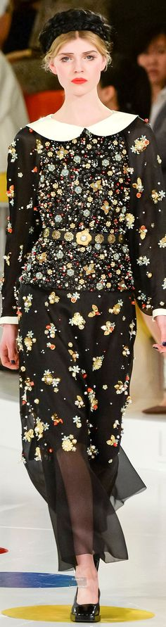 Chanel Pre Spring 2016 collection