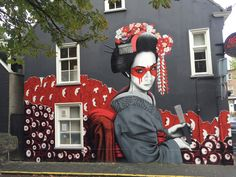 """findac: """" Kokesh: another one for the hidden beauty series in Breda, Netherlands. With assistance from Nolart and Edo Rath for Blind Walls Gallery """""""