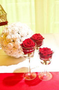 Die 23 Besten Bilder Von Tischdeko Hochzeit Wedding Ideas Red