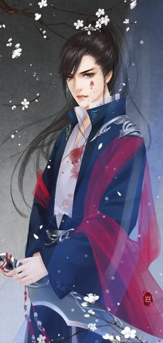 Must-read fantasy books on FlyingLines. C Anime, Anime Art, Fantasy Male, Fantasy World, Character Inspiration, Character Art, Asian Artwork, Chinese Drawings, Handsome Anime