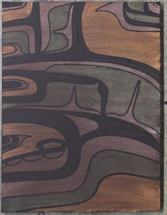"""Passages Original Painting   12""""x16""""   Acrylic on Canvas   Private Collection Vancouver, BC   September 2012"""