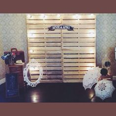 wedding, pelamin, wedding dais, dais, diy, pallet, rustic wedding, malaysia, malay wedding, ombre, paper flower, giant paper flower, rustic, kahwin, tunang, engagement, bulb, light bulb, vanity mirror, duchess place, photobooth, photo booth, backdrop, wooden backdrop