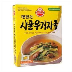 Ottogi Beef Bone and Vegetable Soup Korean Beef Soup, Beef Bones, Food Processor Recipes, Vegetables, Advertising, Amazon, Link, Image, Amazons