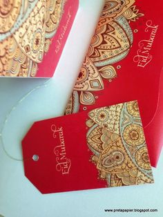 The Arabesque Gifting Collection - Eid Printables