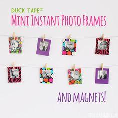 Mini Instant Photo Frames