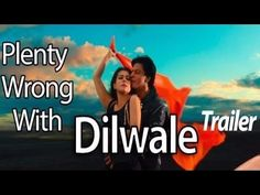 39 Mistakes In Shah Rukh Khan-Kajol's 'Dilwale' Trailer!