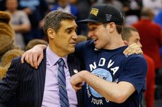 Jay Wright makes his second Final Four with Villanova Wildcats