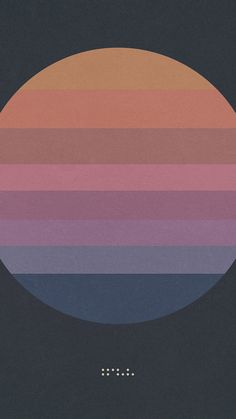 Get Wallpaper: http://iphone6papers.com/am18-tycho-art-music-album-cover-illust-simple/ am18-tycho-art-music-album-cover-illust-simple via http://iPhone6papers.com - Wallpapers for iPhone6 & plus