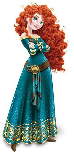 Merida's my favorite!!